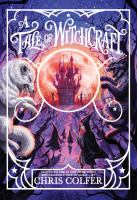 A tale of witchcraft... Book cover