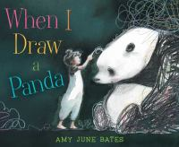 When I draw a panda Book cover