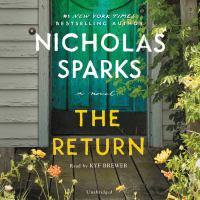 The return : a novel  Cover Image
