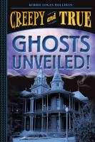 Ghosts unveiled! Book cover