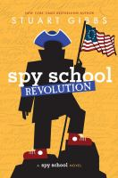 Spy school revolution : a Spy school novel Book cover