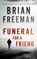 Funeral for a friend Book cover