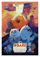 We bare bears Book cover