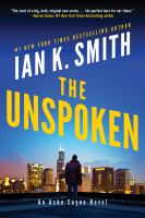 The unspoken Book cover