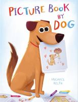 Picture book by dog Book cover