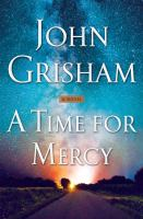 A time for mercy Book cover