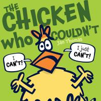 The chicken who couldn't Book cover