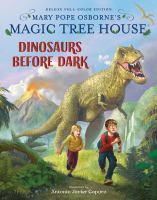 Dinosaurs before dark Book cover