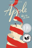 Apple : skin to the core : a memoir in words and pictures  Cover Image