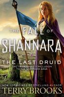 The last druid Book cover