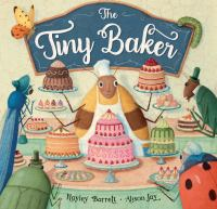 The tiny baker Book cover