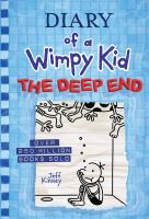 The deep end Book cover