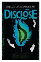 Disclose Book cover