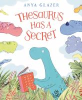 Thesaurus has a secret Book cover