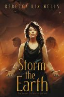 Storm the earth : the shatter the sky duology Book cover