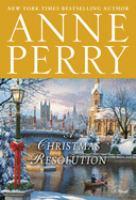 A Christmas resolution : a novel  Cover Image