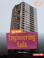 Great engineering fails Book cover