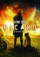 Star Trek. Season one Picard Book cover