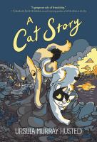 A cat story Book cover