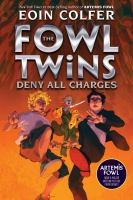 The Fowl twins : deny all charges Book cover