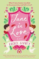 Jane in love : a novel  Cover Image