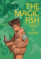 The magic fish  Cover Image