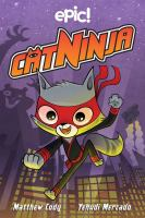 Cat ninja Book cover