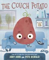 The couch potato Book cover