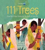 111 trees : how one village celebrates the birth of every girl Book cover