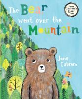 The bear went over the mountain Book cover
