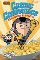 Cosmic Commandos  Cover Image