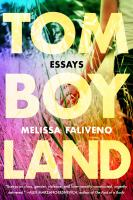 Tomboyland : essays Book cover