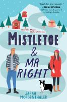 Mistletoe & Mr. Right Book cover