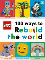 100 ways to rebuild the world Book cover