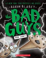 The bad guys in The one?! Book cover