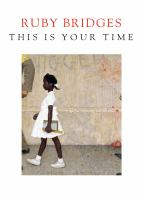 This is your time Book cover