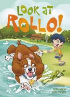 Look at Rollo! Book cover