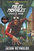 Miles Morales, Spider-Man Book cover