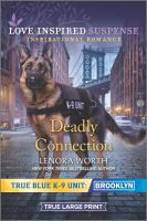 Deadly connection Book cover