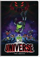 Ben 10 vs. the universe : the movie  Cover Image
