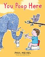You poop here Book cover