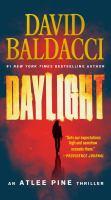 Daylight by David Baldacci.