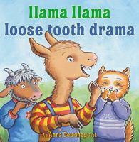 Llama Llama loose tooth drama Book cover