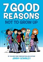 7 good reasons not to grow up Book cover