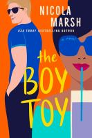 The boy toy Book cover
