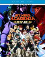 My hero Academia. Heroes rising  Cover Image