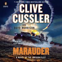 Marauder Book cover