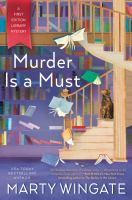 Murder is a must  Cover Image
