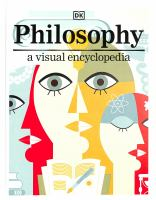 Philosophy : a visual encyclopedia Book cover