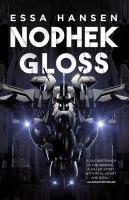 Nophek gloss Book cover